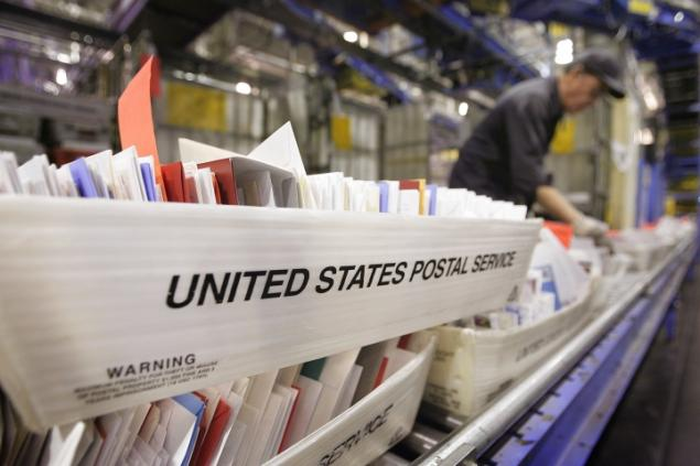United States Postal Service 2014 Rates